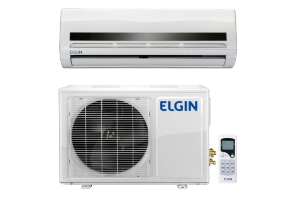Ar-Condicionado Split Elgin Silent Quente/Frio 12.000