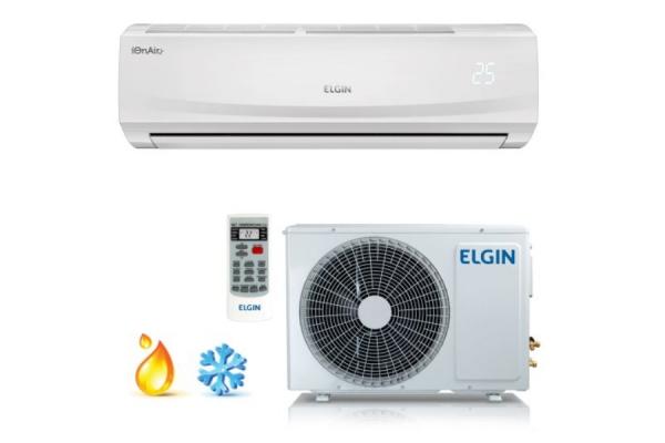 Ar Condicionado Split ECO Plus 12000 Btus Quente e Frio - Elgin - 220v