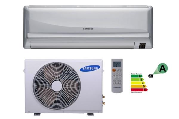 Ar Condicionado Split HI-Wall Samsung Max Plus 12000 Btus Quente/Frio 220v