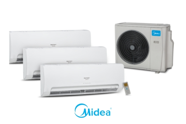 Multisplit Springer Midea Inverter
